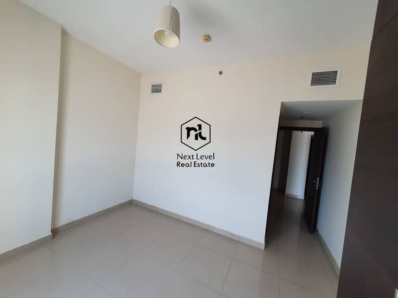 2 Bedroom + Maid + Laundry for Rent in Centrium Tower IV - Just AED 38000/- 4 Cheques
