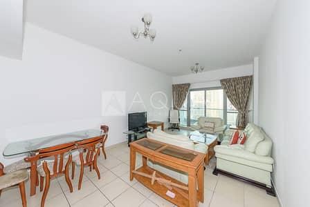 2 Bedroom Apartment for Rent in Dubai Marina, Dubai - High Floor   2 Bed   Furnished   Marina View