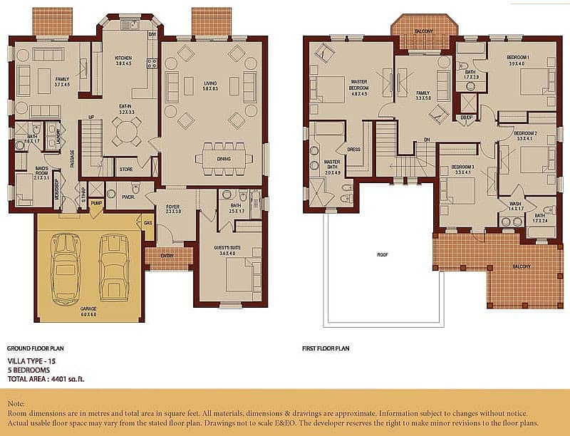10 5 Bed | Immaculate | Single Row | Vacant