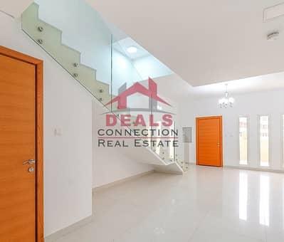 تاون هاوس 4 غرف نوم للايجار في قرية جميرا الدائرية، دبي - 4 BHK TH +Maids  in JVC With Big Terrace each room