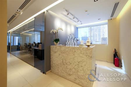 Office for Sale in Business Bay, Dubai - Investor Deal     7.45% ROI     Half Floor