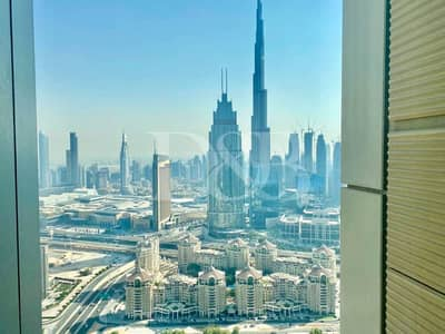 Burj Khalifa View | Well Maintainded | Vacant
