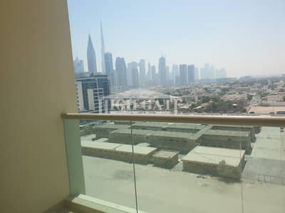 2 Bedroom Flat for Rent in Al Satwa, Dubai - NEW 2BR APT in JUMEIRAH GARDEN CITY! w/ Balcony