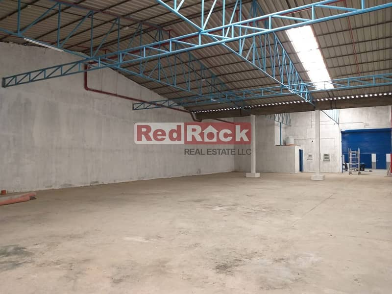 2 Recently Renovated 3057 Sqft Warehouse in Umm Ramool