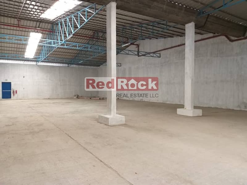 2 Excellent Location in Ramool 4887 Sqft Warehouse for 20/Sqft