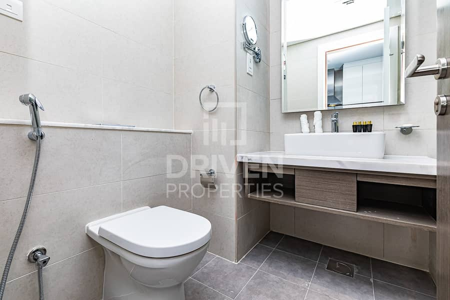 12 Brand New and Fully Furnished Studio Apt