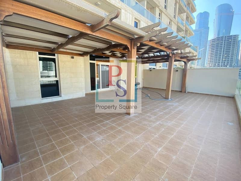 2 SeaView 3BR +M Townhouse with Terrace.