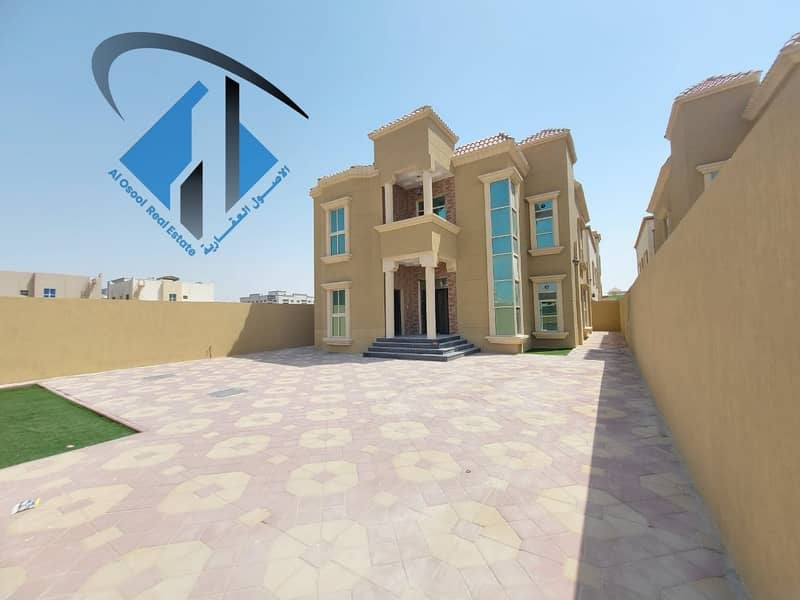 The most luxurious Ajman villas are now available for sale from or down payment from the buyer