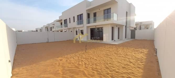3 Bedroom Townhouse for Rent in Yas Island, Abu Dhabi - | For Rent | Townhouse | 3 BR | Single Row | Yas Acres |