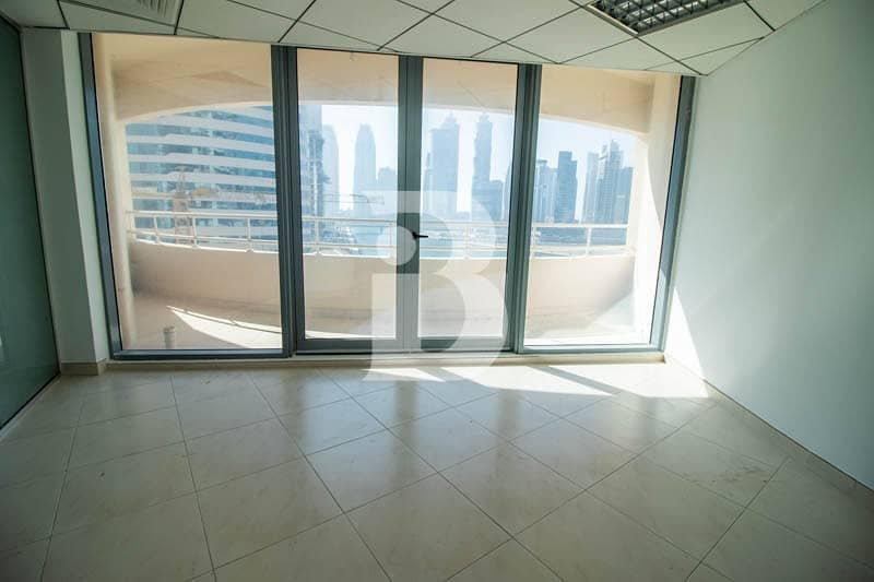 Damac Business Tower | Fully Fitted | Canal View | 2 Parking