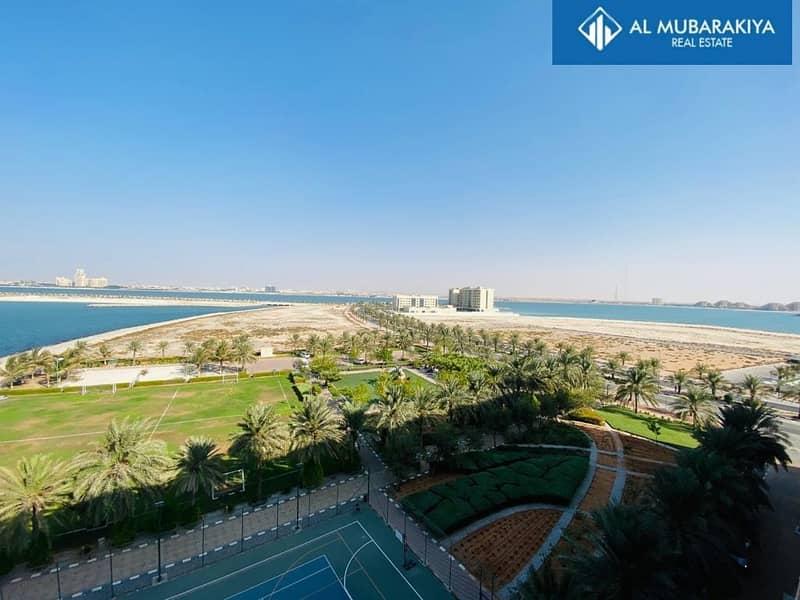 18  Fully Furnished  in 5 Star Marjan Island Hotel & Resort