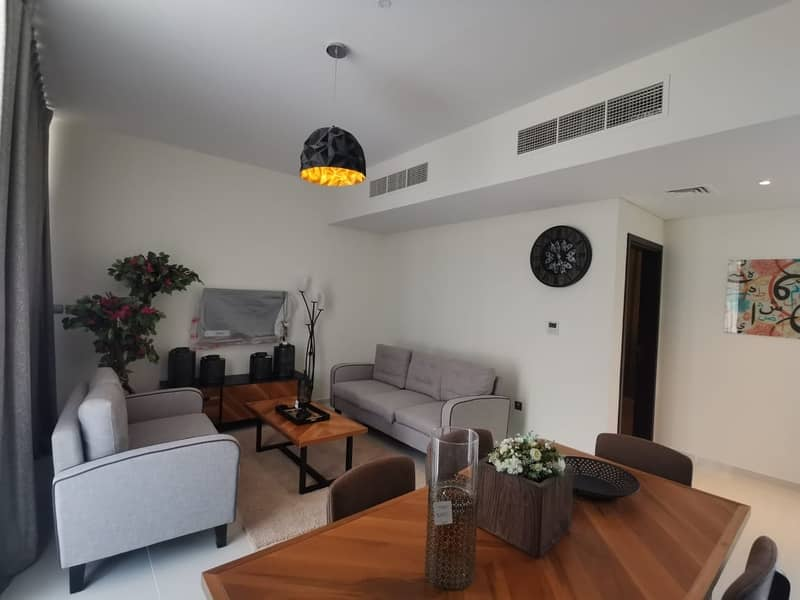 Brand New Fully Furnished | Spacious Living Room | 4br