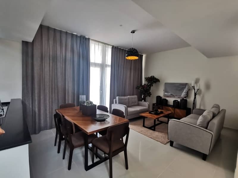 2 Brand New Fully Furnished | Spacious Living Room | 4br
