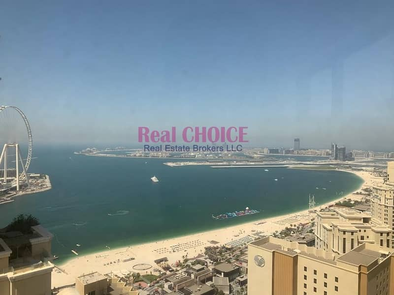 Partial Sea View|Big Layout|Well-kept 2BR