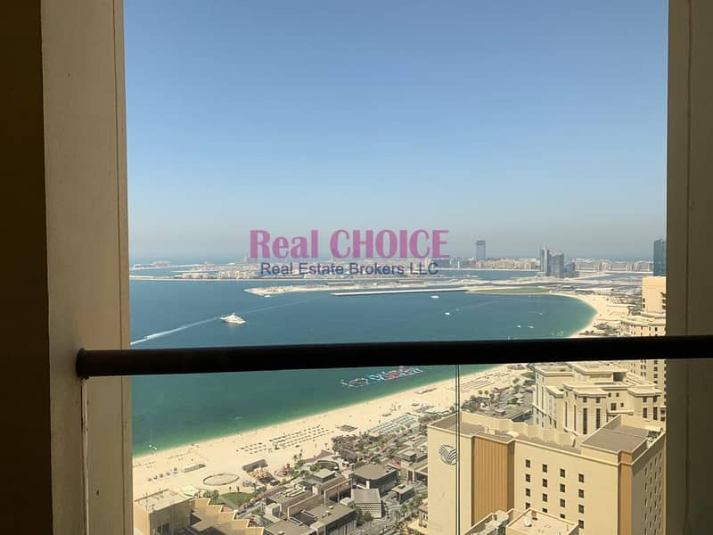 2 Partial Sea View|Big Layout|Well-kept 2BR