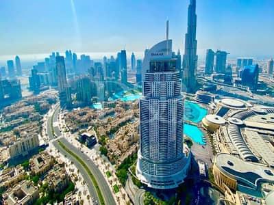 3 Bedroom Penthouse for Sale in Downtown Dubai, Dubai - Unique Luxury Penthouse   Super Spacious