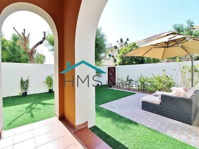 فیلا 4 غرف نوم للايجار في المرابع العربية، دبي - Vacant - Upgraded Floor Tiles - View Now