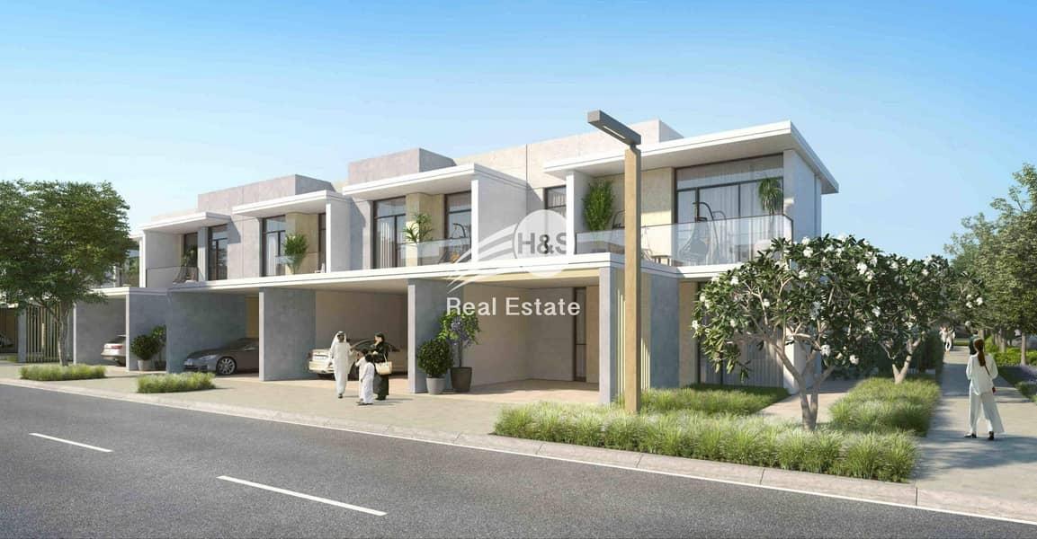 2 Modern Design I Stunning 3 Beds I  Gated Community