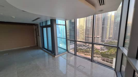 Office for Rent in Jumeirah Lake Towers (JLT), Dubai - Glass Partitions | Park View