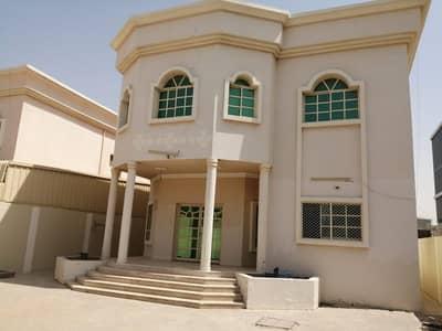 5 Bedroom Villa for Rent in Al Rawda, Ajman - Clean villa for rent near Al-Abaya roundabout