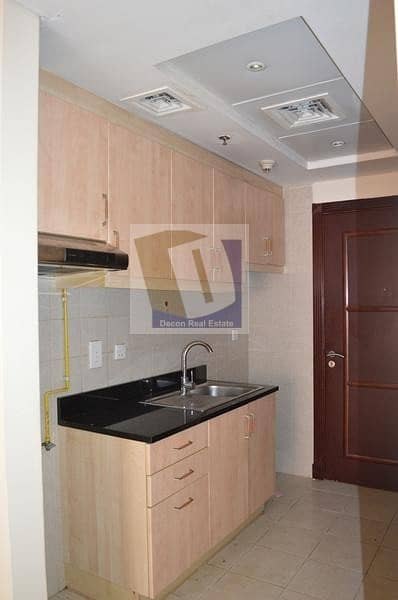 2 Free Chiller - Open Kitchen Studio with Balcony in Street 1