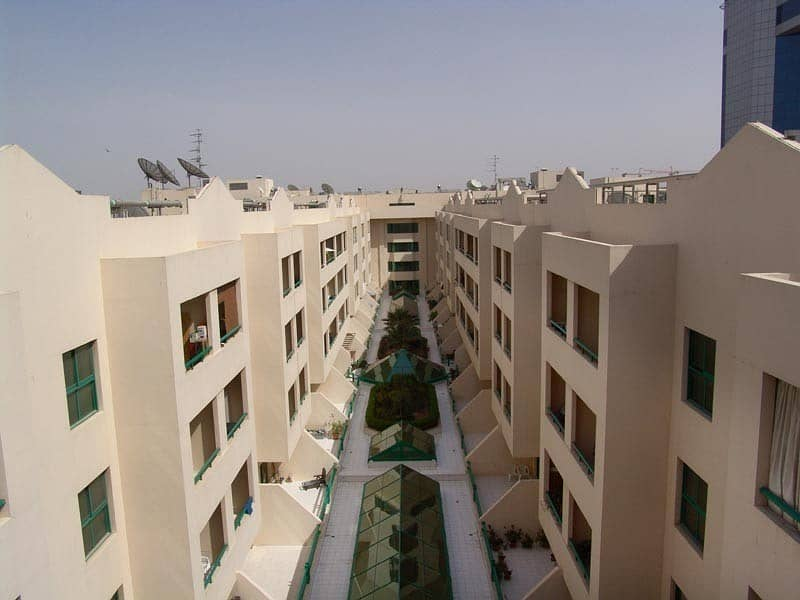 2 1 MBR -Oud Metha (Um Hurair) Free AC   1  Month Free ( with All Facilities )