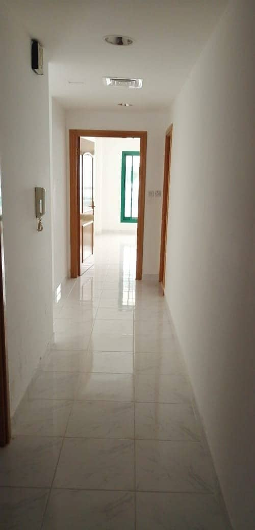 22 2 MBR + Maid's Room -Oud Metha (Um Hurair) Free AC  1 Month Free ( with All Facilities )