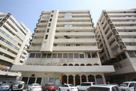 2BR  ++  Free AC  @ Bank Street Rolla Area  - OPP.  Al Husun Castle Museum  AED 25,000  + 1 Month Free