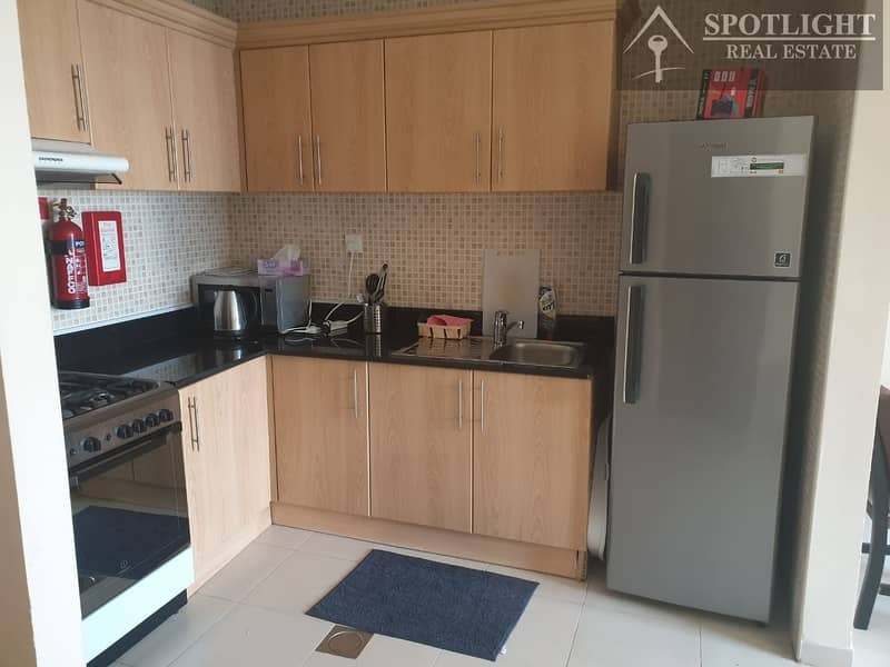 121 1 Bedroom  + Kitchen Appliances  At Mayfair Business Bay