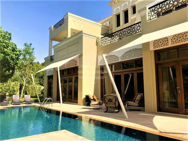 Lavish and Luxury villa with great entertainment space