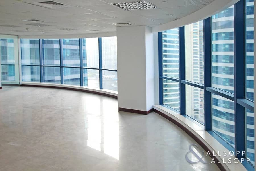 Fitted Office | Partitioned | High Floor Unit