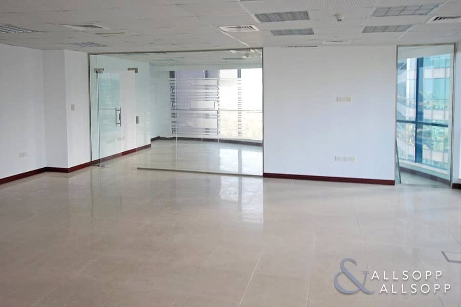 2 Fitted Office | Partitioned | High Floor Unit