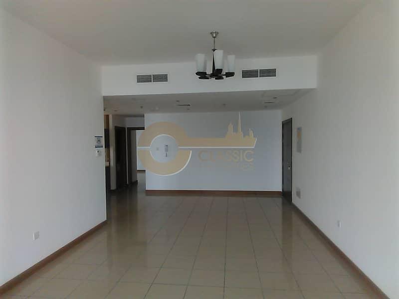 2 Bedroom Apt | Unfurnished | High Floor | Sulafa Tower
