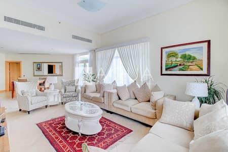 شقة 3 غرف نوم للبيع في نخلة جميرا، دبي - Penthouse level | 3 Bedroom + Maid's | Sea View