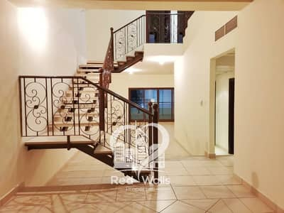 3 Bedroom Townhouse for Rent in Corniche Area, Abu Dhabi - Luxury 4 Bedroom Hall Townhouse With Parking