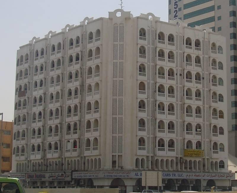 7 SHOWROOM  for rent   -  abu shagarah   - prime location  2