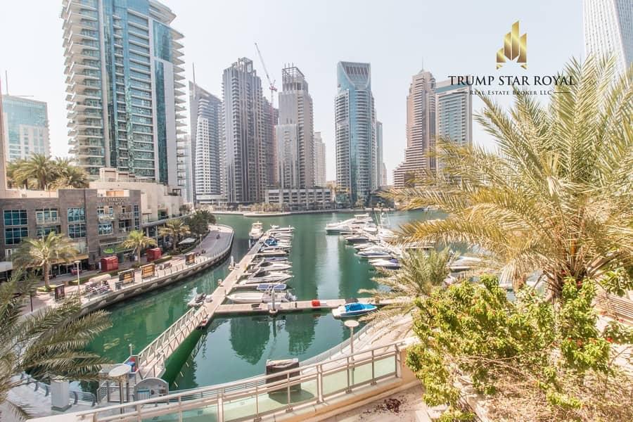 Full Marina View | 4BR+M+S Villa| EMAAR Six Towers