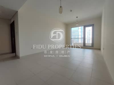 1 Bedroom Flat for Rent in Downtown Dubai, Dubai - For Rent | Vacant Large 1 Bedroom | in Downtown