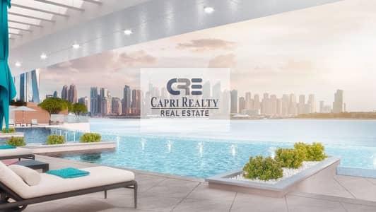فلیٹ 2 غرفة نوم للبيع في نخلة جميرا، دبي - Post handover Plan| Private beach access|