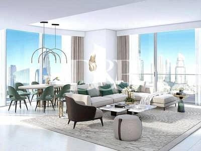 3 Bedroom Flat for Sale in Downtown Dubai, Dubai - RARE 3BR   GRANDE SPECIALIST   50% 3YRS POST