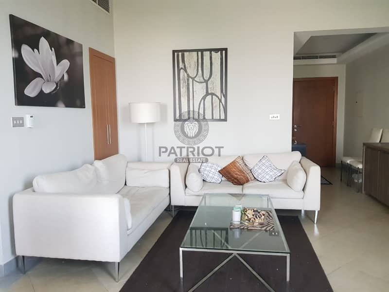 2 Furnished 1 Bedroom Closed Kitchen / Chiller free / Front of Metro Stn