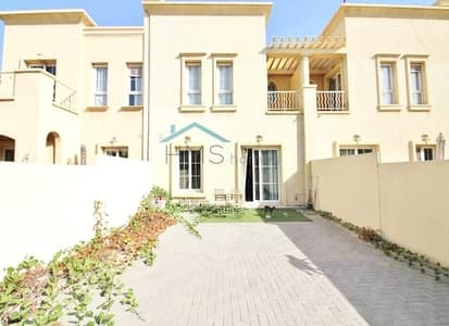 2 Bedroom Townhouse for Rent in The Springs, Dubai - Springs 9 - Back-to-Back - Available End September