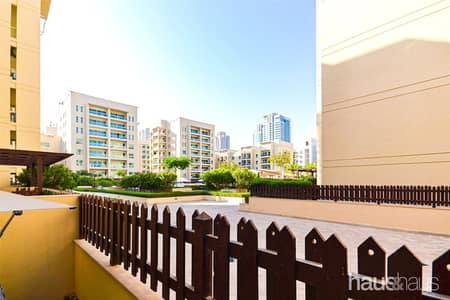 1 Bedroom Apartment for Rent in The Greens, Dubai - Huge 1 Bed Layout | Amazing Garden  | 1