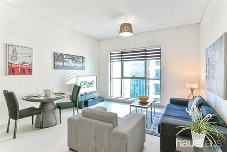 Stunning 1 bedroom with Fountain Views