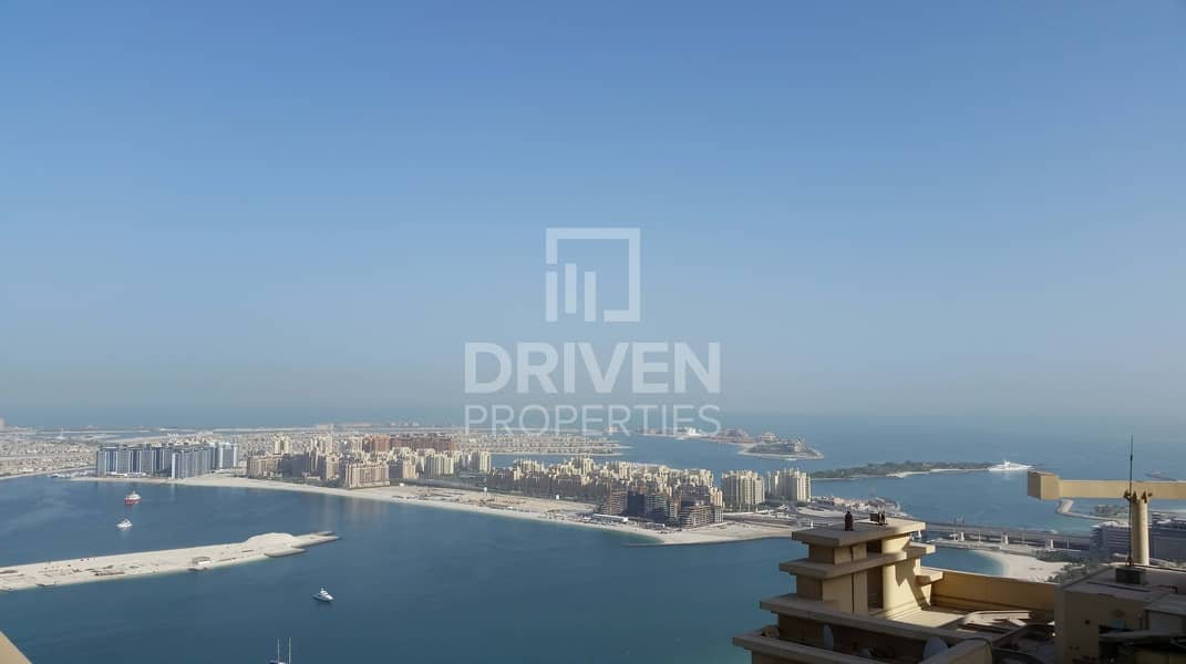 High Floor Apartment with Full Sea Views