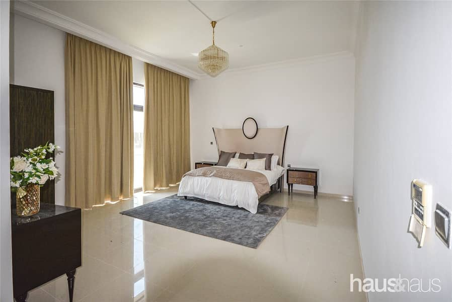 10 Brand New Fully Furnished Villa| Golf Course Views