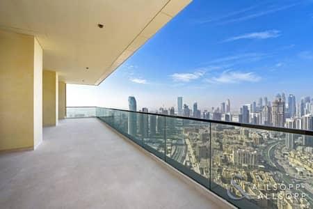 فلیٹ 4 غرف نوم للبيع في وسط مدينة دبي، دبي - Full Floor | Best Price | 4 Beds + Maids