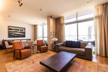 شقة 2 غرفة نوم للبيع في جميرا، دبي - With 360 Video Tour | Spacious Furnished 2 Bedrooms Plus Maid