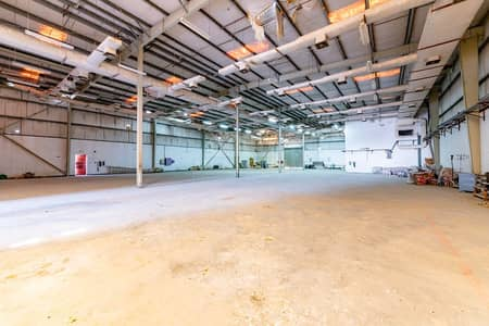 Exclusive Warehouse with Office and Chiller Plant Room