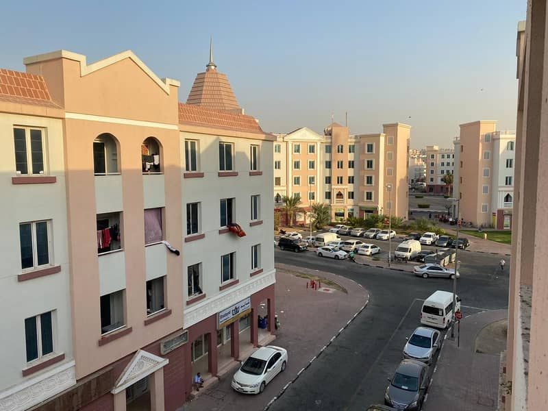 BEST OFFER AT LOWEST PRICE IN INTERNATIONAL CITY FOR STUDIO WITH BALCONY